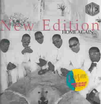 HOME AGAIN BY NEW EDITION (CD)